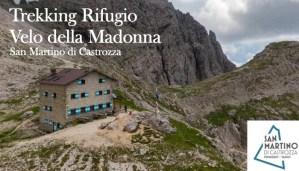 Trekking al Rifugio Velo della Madonna - Immagine articolo