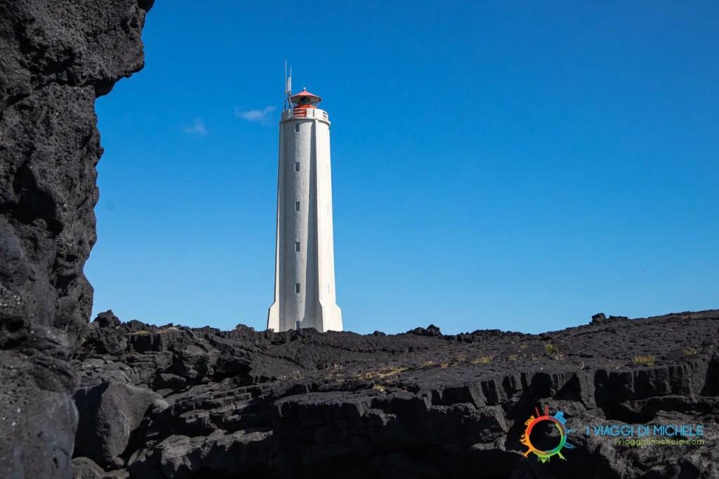Il Faro di Malariff - Penisola di Snæfellsnes