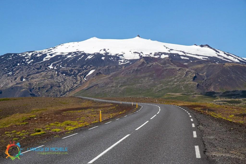 Vulcano Snæfellsjökull - Penisola di Snæfellsnes