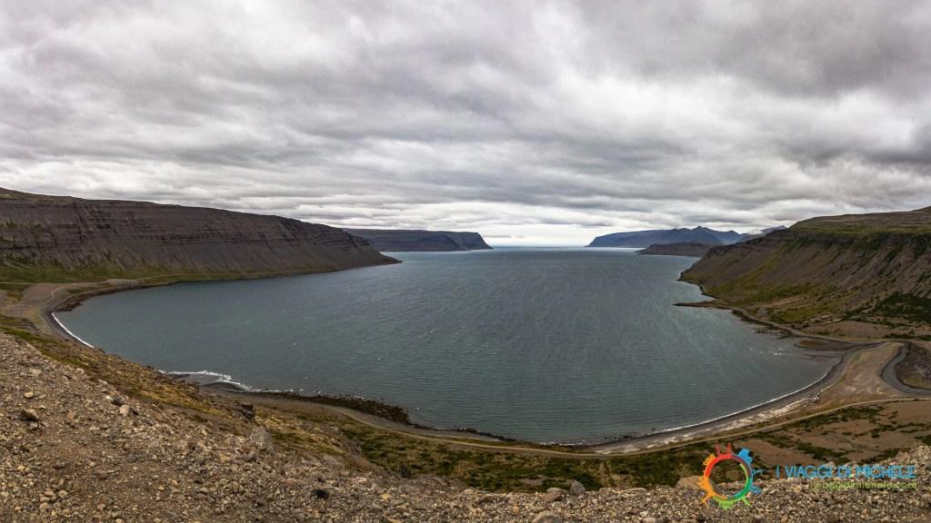 Arnarfjörður, Fiordi Occidentali Islanda