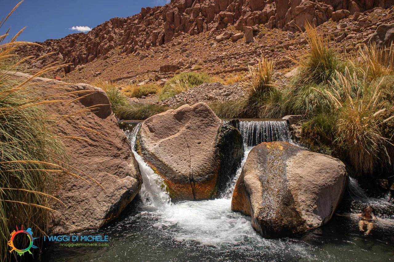 Terme di Puritama - Cosa vedere a San Pedro de Atacama