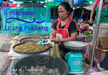 Il Mercato a Luang Prabang
