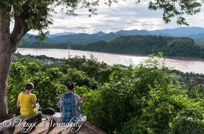 Luang Prabang contemplazione