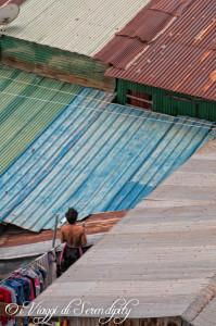 Phnom Penh baraccopoli