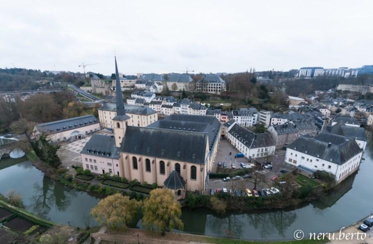 Innamorarsi della città di Lussemburgo