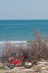 Pellestrina by bike