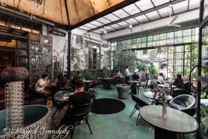 Galleria Carla Sozzani caffetteria ingresso