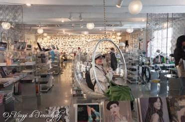 Galleria Carla Sozzani Milano book shop