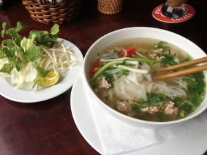 Zuppa Pho tipico Vietnam