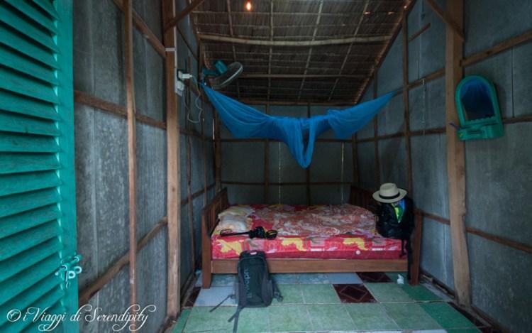 Camera in una Homestay Vietnam