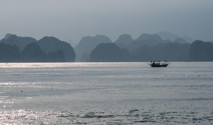 Escursione in barca a Ha Long Bay