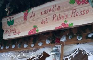 Mercatini di Natale a Levico Terme La corte dei Ciliegi