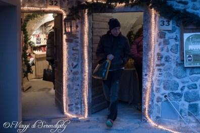 Mercatini di Natale Rango entrata vouti