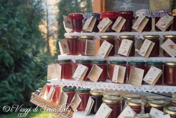 Mercatino di Natale a Levico Terme Confetture