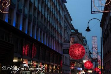 Vienna a Natale centro storico