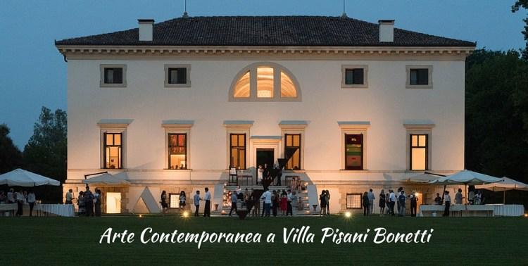 Arte Contemporanea a Villa Pisani Bonetti