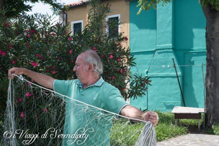 Burano Pescatore Sergio
