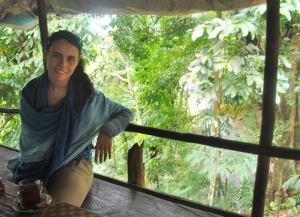 Monica Weber Intervista di viaggio