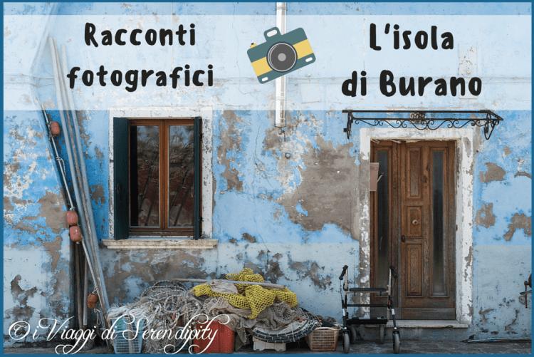 La vita sull'Isola di Burano