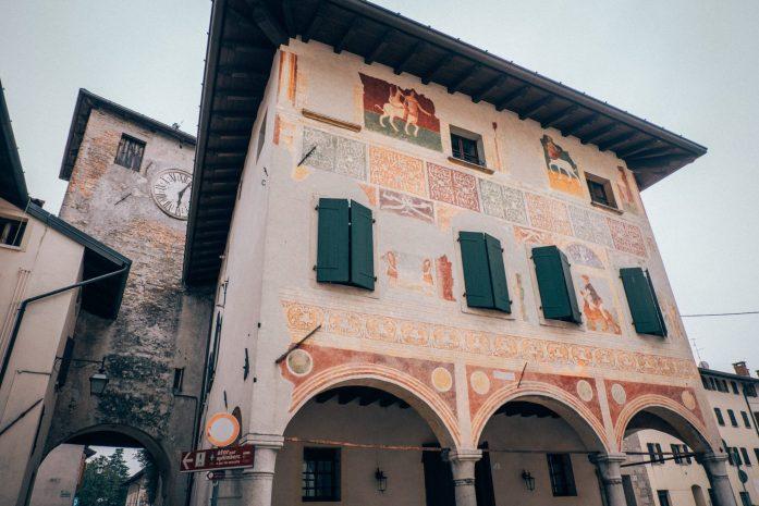 casa dipinta spilimbergo