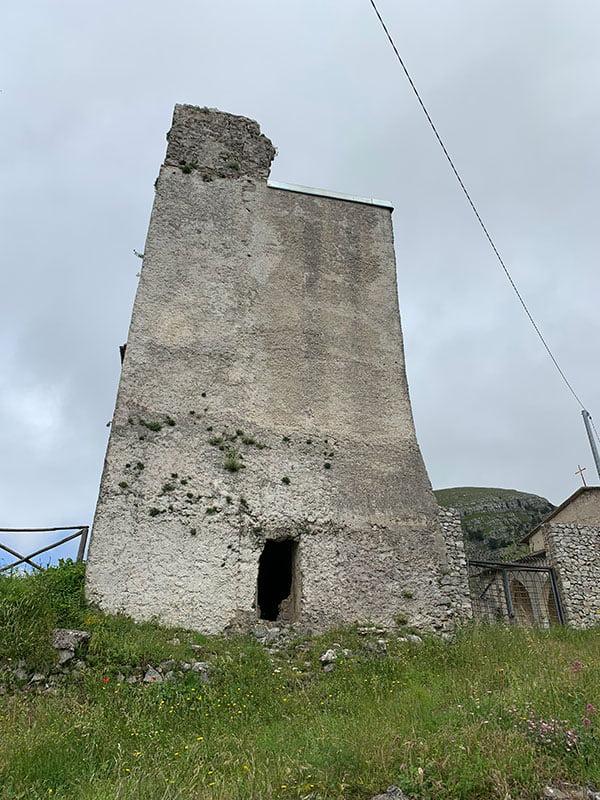 Torre Monte Tubenna