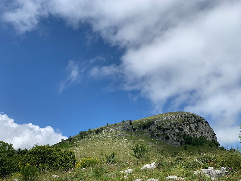 massiccio Monte Tubenna
