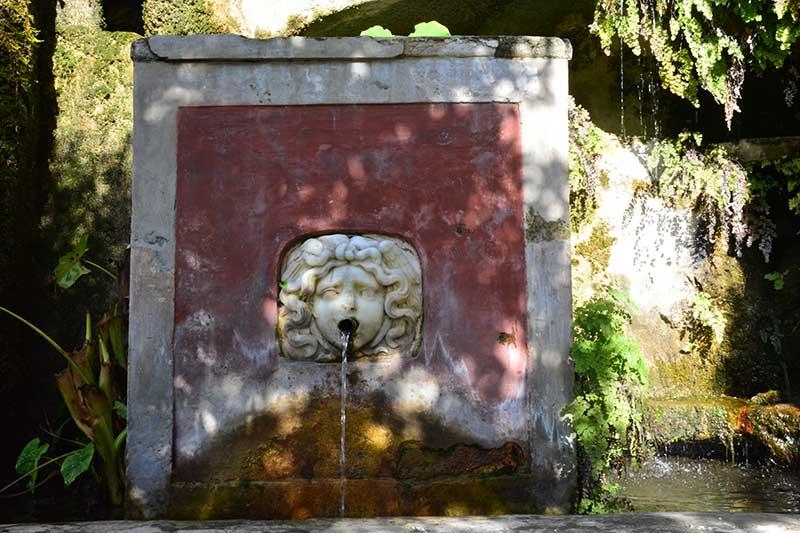 Fontana Giardino della Minerva