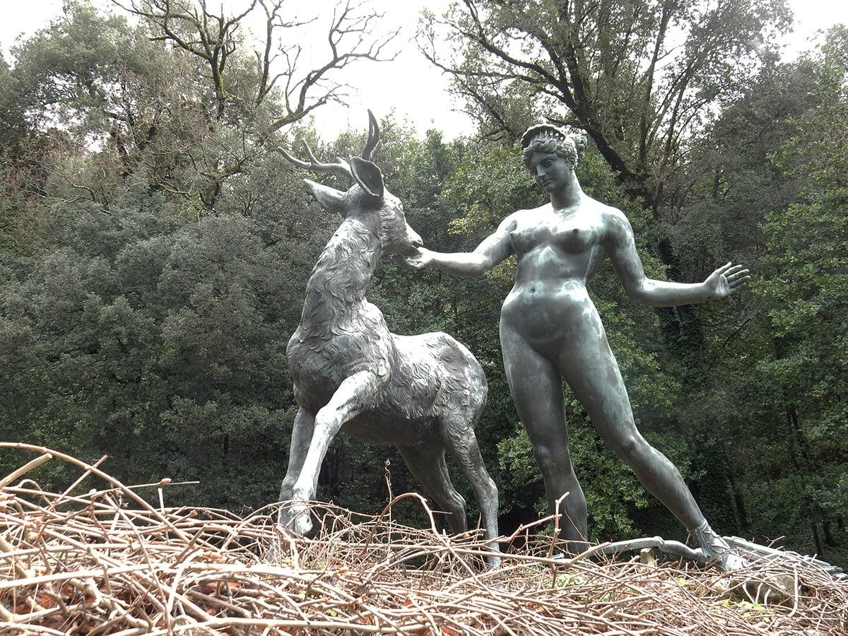 Diana e il cervo