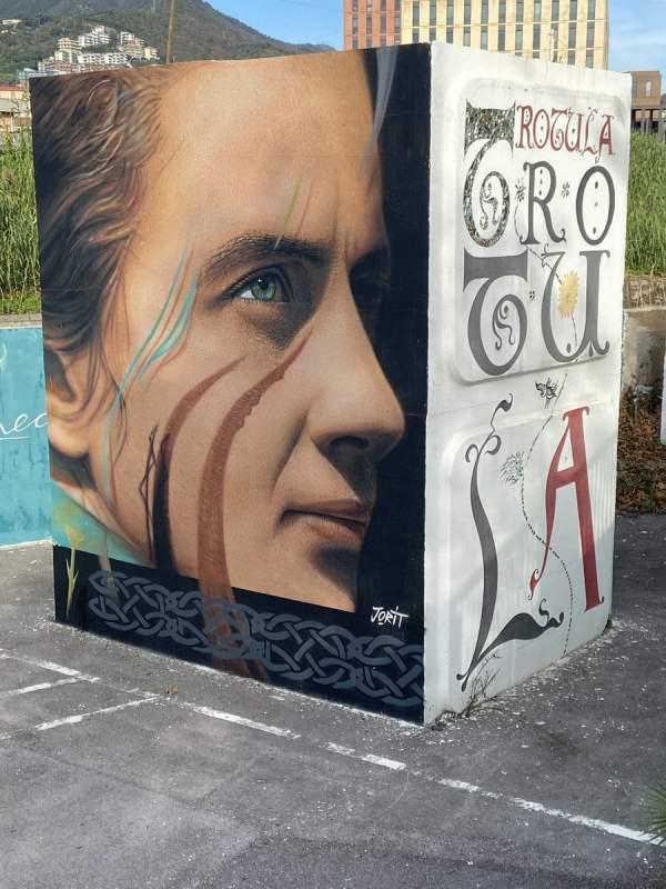 murales trotula de ruggiero