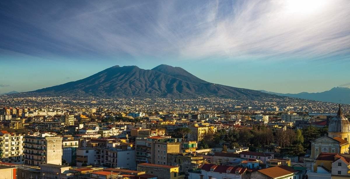 Vesuvio di Napoli