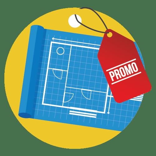 Planimetria catastale ed elaborato planimetrico