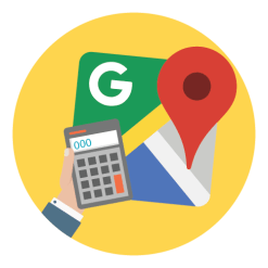 Calcolo area e perimetro da Google Maps
