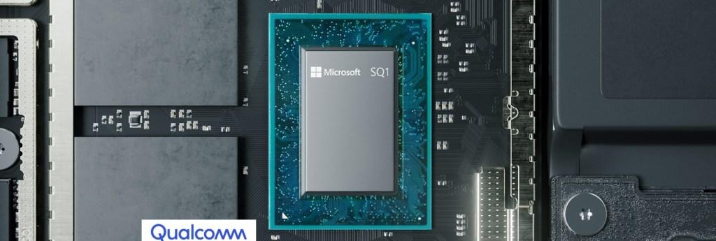 Microsoft SQ1 Processor