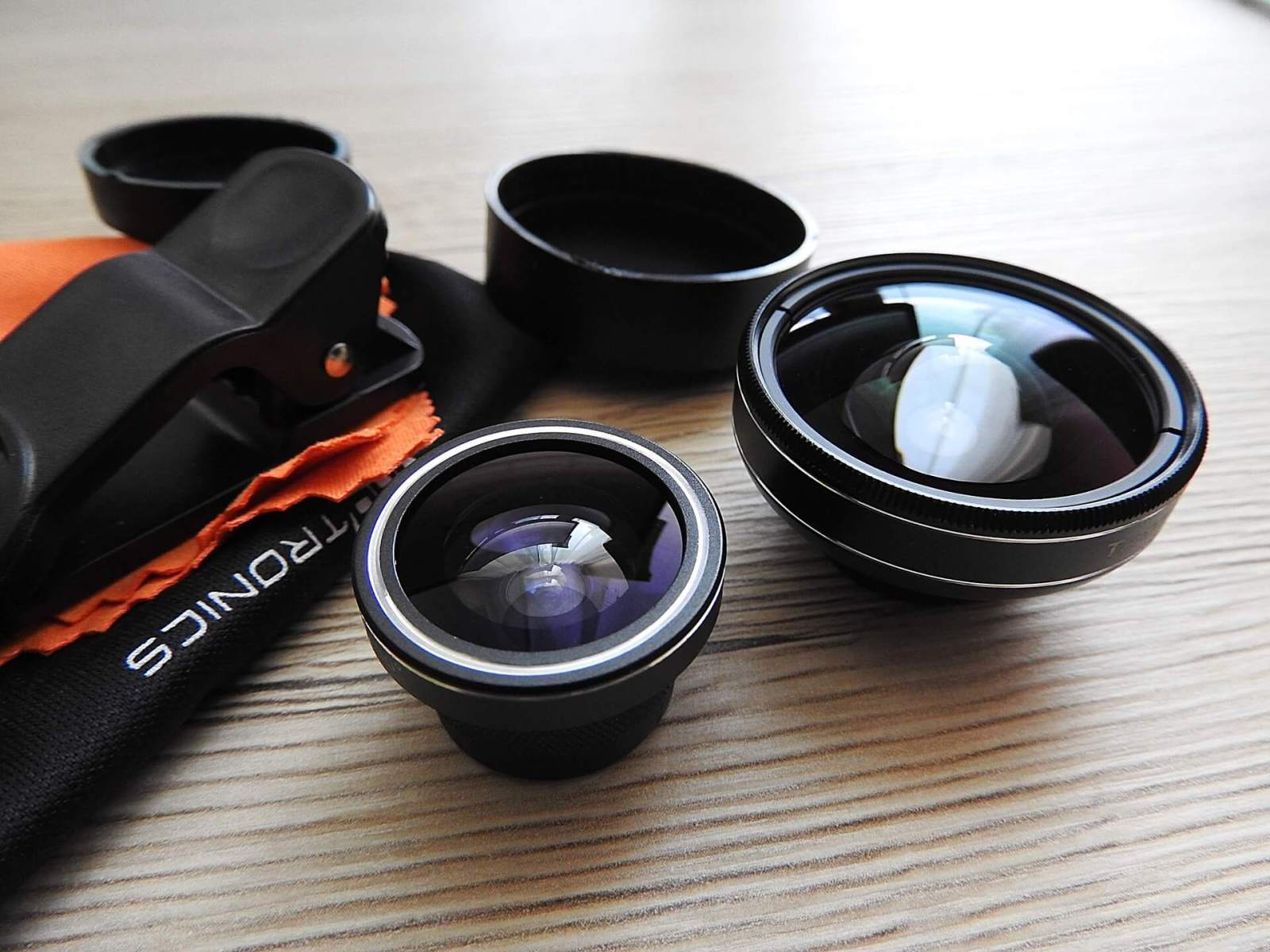 Best Mobile Camera Lenses for Smartphones
