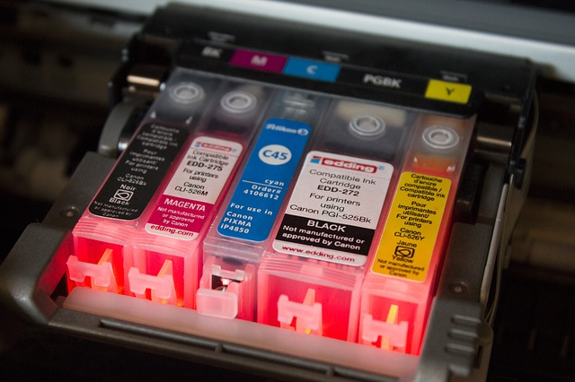 Printer Ink 001