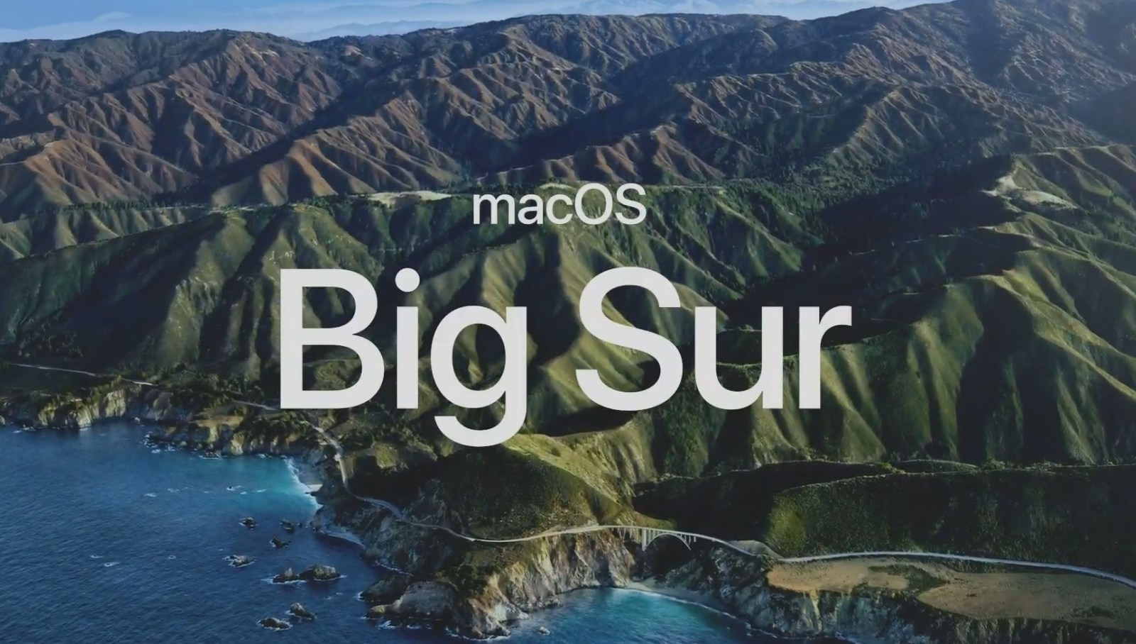 macOS Big Sur Compatibility