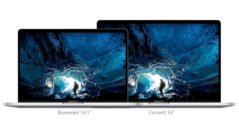 14.1-inch and 16-inch MacBook Pro
