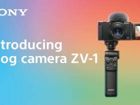 Sony announces ZV-1 Camera for Content Creators and Vloggers