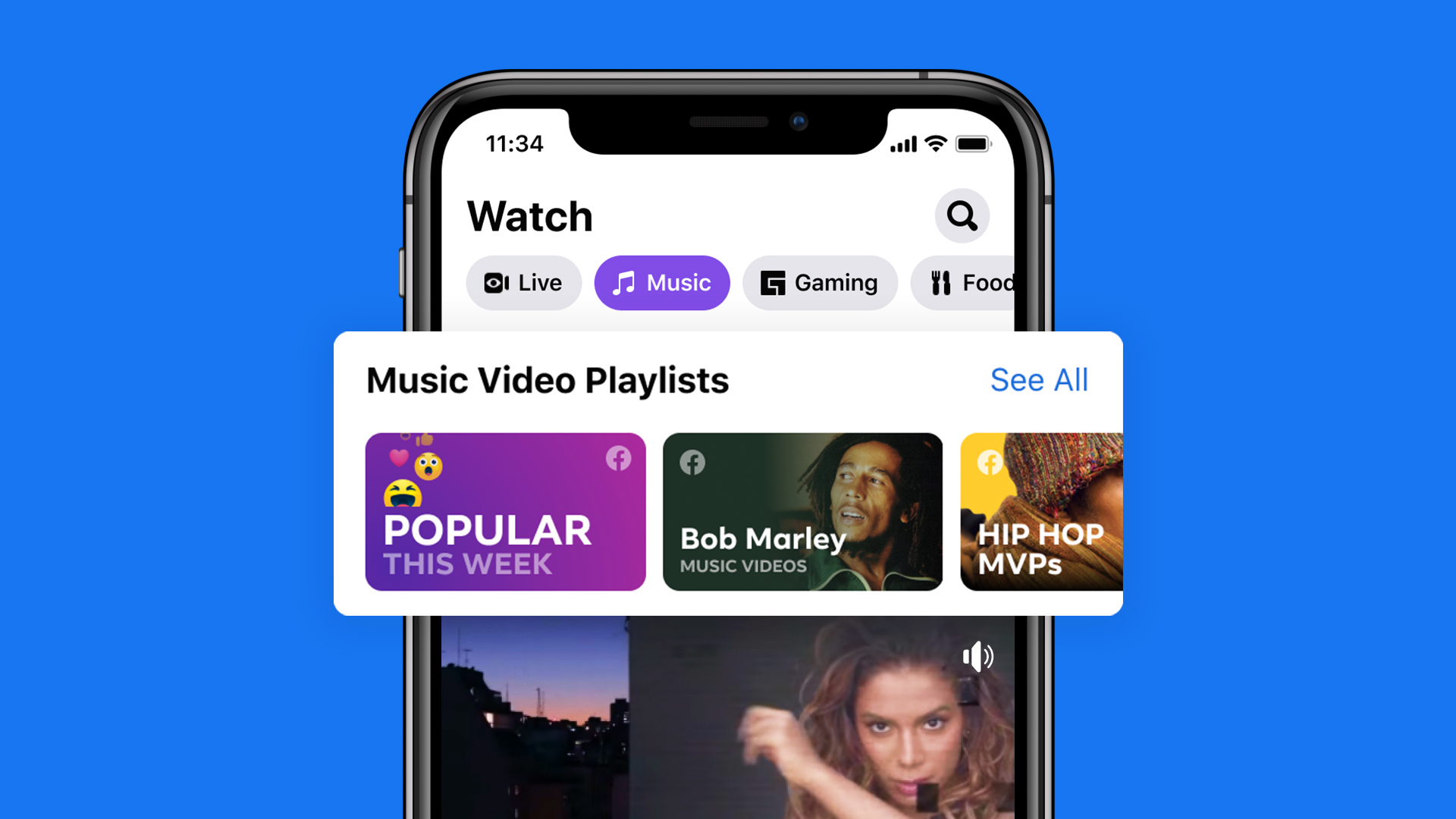 Facebook Brings Official Music Videos to Facebook in the US