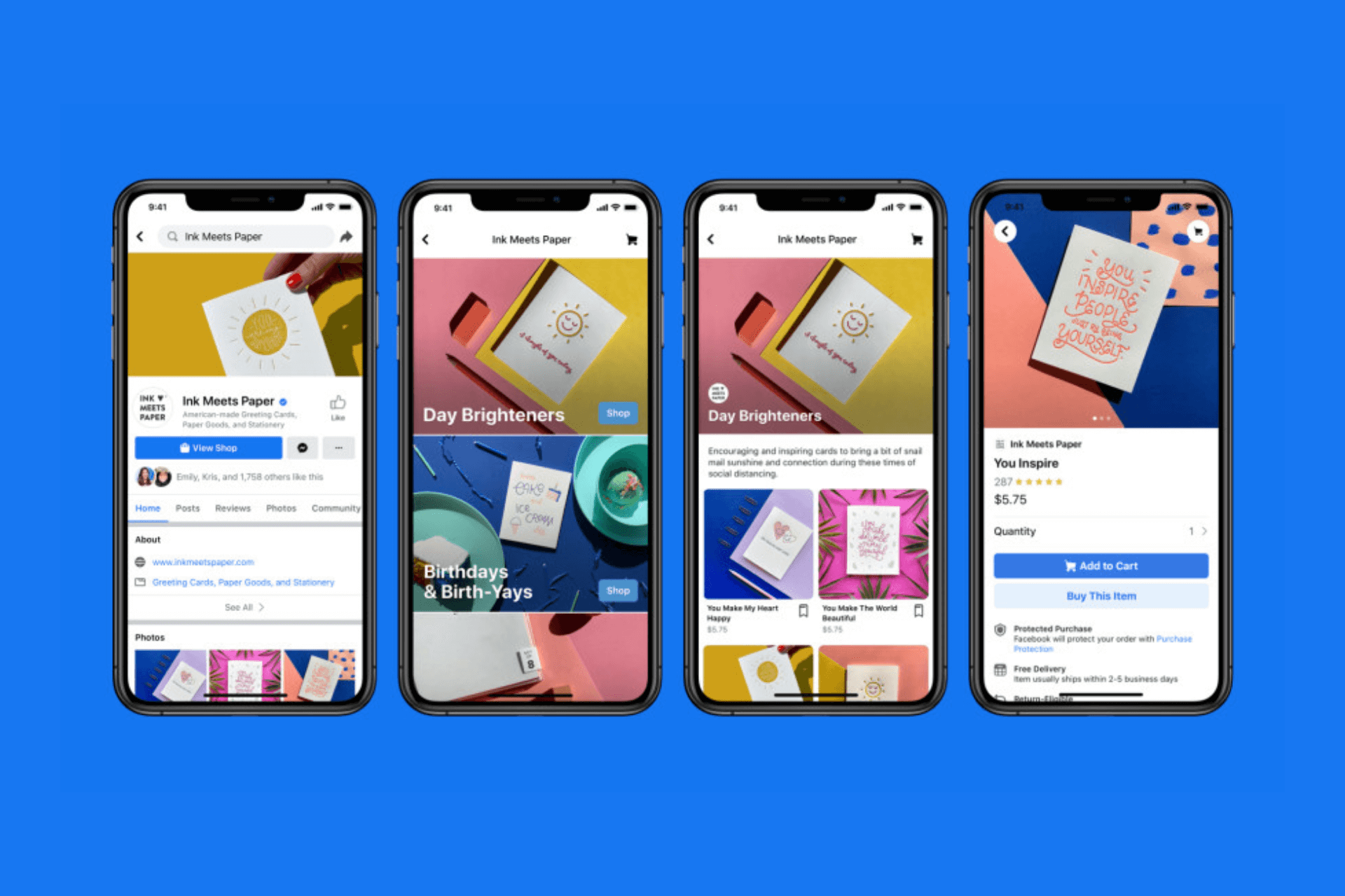 Facebook Brings in-app Shopping Cart to All Businesses and Creators in the U.S.