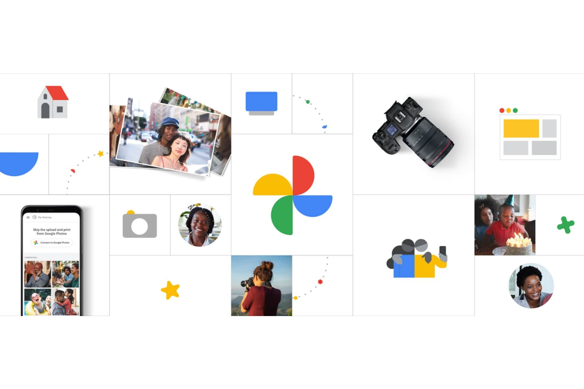 Google One Lets You Backup and Transfer Canon Camera to Google Photos