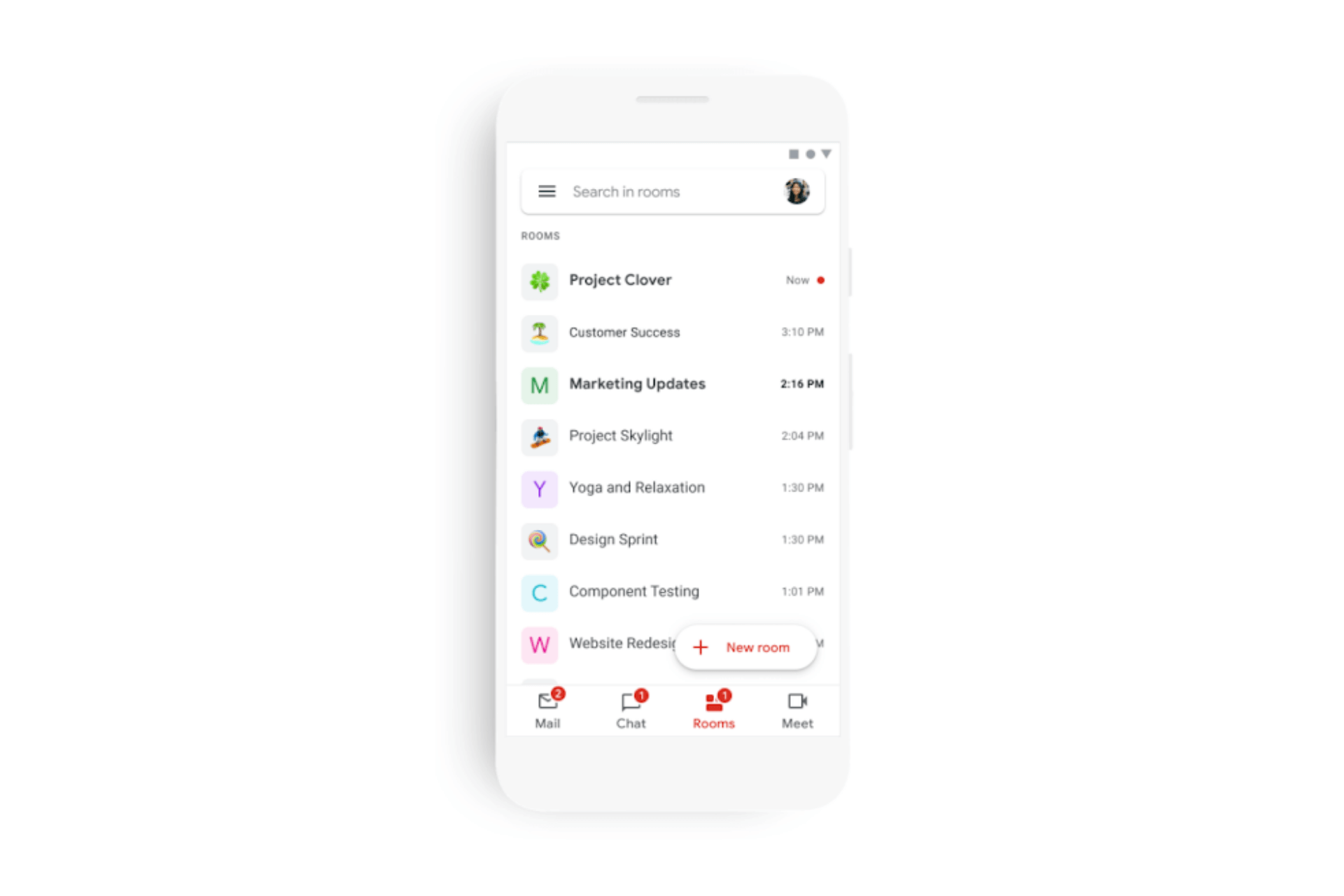 Google Rolling Out Workspace to Gmail on Android and Web