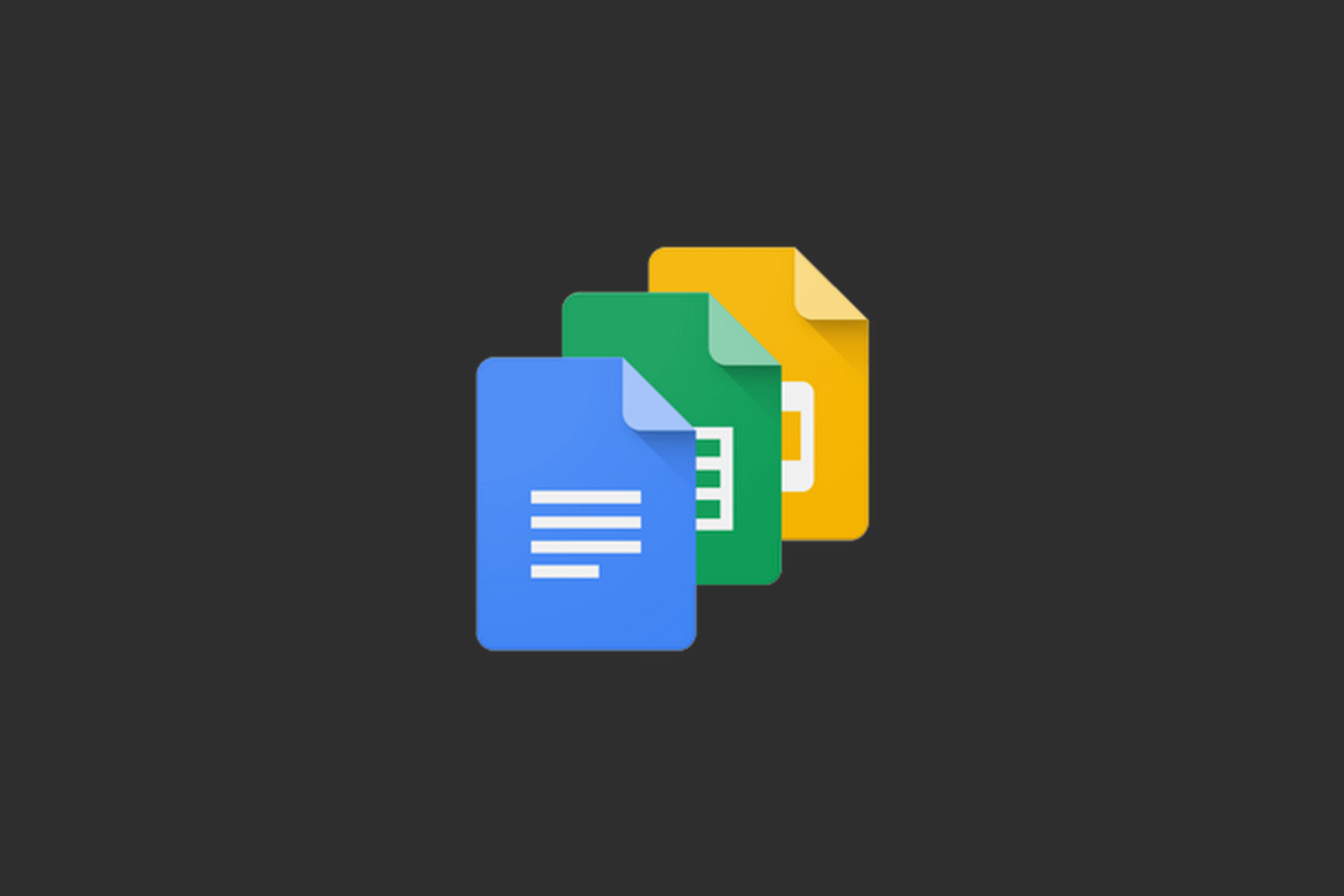 Google Docs, Sheets, and Slides for iOS gets Dark theme supports