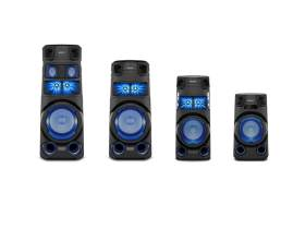 Sony Announced New High Power One Box Audio System with Karaoke for Party Lovers