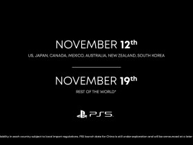 Sony Announced PlayStation 5 Price and Availability