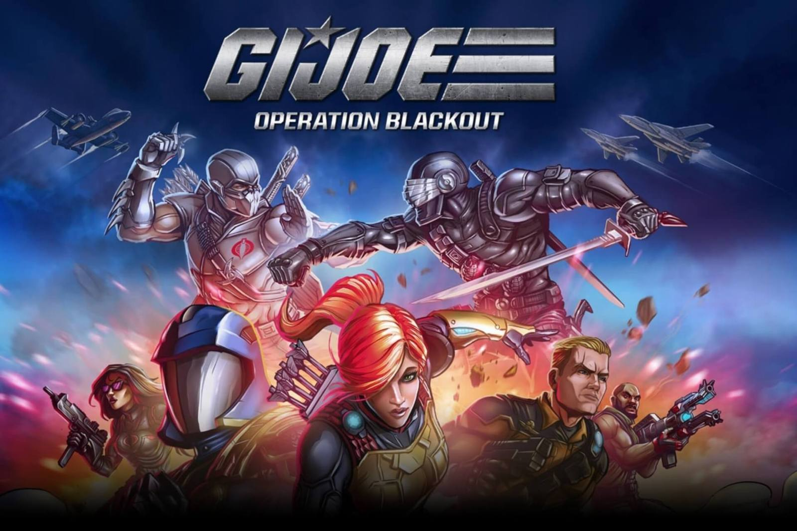 'G.I. Joe Operation Blackout' now available to Xbox One