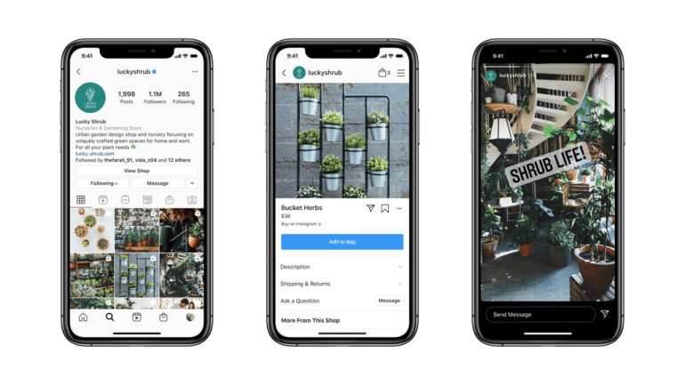 Facebook Updates to New Messenger API Support for Instagram Messaging