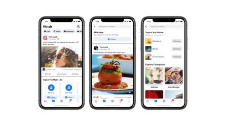 Facebook Introducing Topics in Facebook Watch