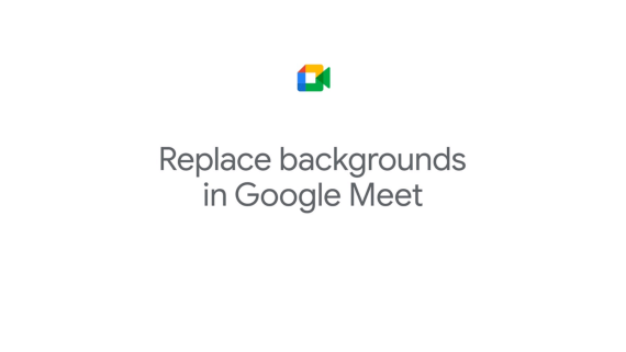 How to Change Background in Google Meet
