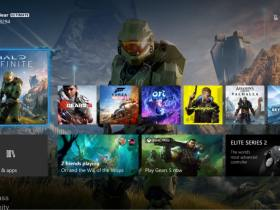 Xbox update rollout with new Xbox UX and 3 new Profile Theme